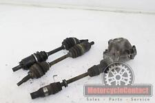 99 HONDA FOREMAN 450 4X4 FRONT DIFFERENTIAL FINAL DRIVE GEAR CV AXLE DRIVESHAFT