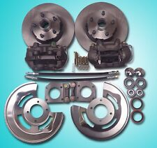 1964 1965 1966 1967 Ford Mustang front disc brake conversion v-8 4 piston