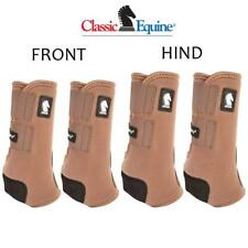 Classic Equine LEGACY 2 SYSTEM Caribou Front Hind Value 4 Pack SMB M Boots
