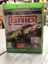Grid Day One Edition Ita XBox One NUOVO SIGILLATO