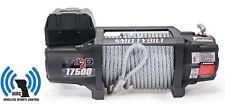 WATERPROOF / Wireless  Smittybilt XRC 17.5 17,500 lb Winch for Jeep Truck 97517