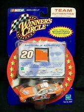 Winner Circle Tony Stewart Race Used Sheet Metal Limited Edition Nascar.