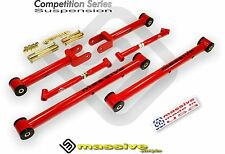 MSS Control Arms Brace & Upper Lower Trailing 64-67 GM A Body Kit Competition
