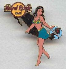 Hard Rock Cafe COZUMEL 2005 FASHION STATEMENT Series PIN Sexy Girl Mexico #34063