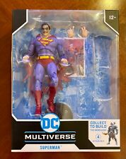 Mcfarlane DC Multiverse Superman The Infected NEW *NO BAF*