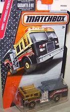 Brand New Matchbox Die Cast Pierce Dash Fire Engine Fire Truck