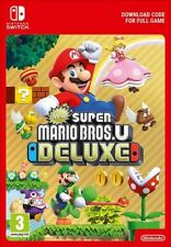 NEW SUPER MARIO BROS U. DELUXE - NINTENDO SWITCH | Lire La Description