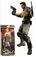 NECA Resident Evil 5 Series 1 Action Figure Chris Redfield NEW SEALED