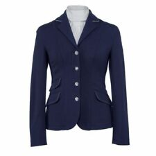 Giacche e giubbotti da equitazione blu per donna