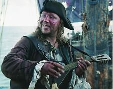 STEPHEN GRAHAM - Signed 10x8 Photograph - FILM - PIRATES OF THE CARIBBEAN