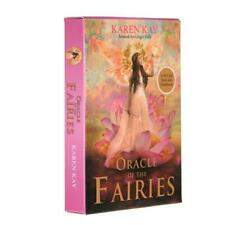 Oracle of the Fairies 44 Cards Deck and Guidebook English Tarot Party Board Game