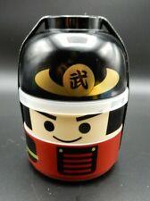 Hakoya Kokeshi Samurai Bento Lunch Box PicnicTriple-Decker Japan