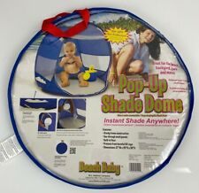 Redmon For Kids Beach Baby Outdoor Pool Pop Up Shade Dome in Blue