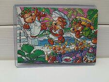 1 Puzzle - Top Ten Teddies Traumurlaub - 1999 - Hüllen - links oben - mit BPZ
