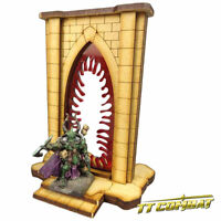 TTCombat - Fantasy Scenics - Minor Riftgate of Blood - Great for AoS