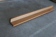 Wandboard L Eiche Massiv Holz Board Regal Steckboard Regalbrett NEU auch auf Maß