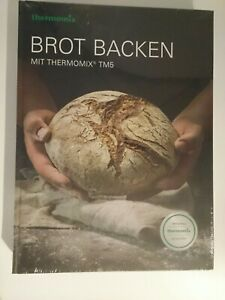 "Thermomix BACKBUCH "" BROT BACKEN """