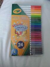 Crayola Supertips Washable - Pack of 24 multicoloured