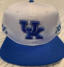 University Of Kentucky Wildcats Blue White Nike Adjustable Cap Hat New NWT