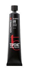 Goldwell Topchic Haarfarbe Frei Wählbar 60 ml + je Tube 1X Gratis Einwegumhang