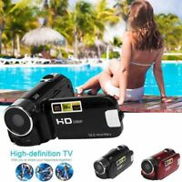 1080P FULL HD Kamera Camcorder Digital Videokamera LCD 16x Zoom DV CAMERA SD.