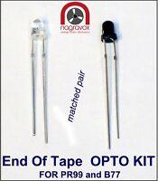 END OF TAPE optical sensor kit for  Revox  B77 and PR99