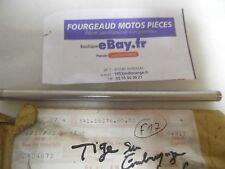 TIGE SUR EMBRAYAGE NEUVE ORIGINE YAMAHA XS 650 B/1975 + LISTE REF.341-16376-00-0