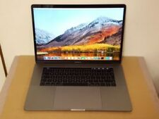 "Apple MacBook Pro 14,3 15"" Inch Laptop 2017 Touchbar i7 2.8Ghz 256GB 16GB UK"