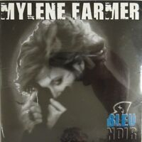 "MYLENE FARMER - CD SINGLE NEUF : BLEU NOIR (7"" MIX+ INSTRU.)"