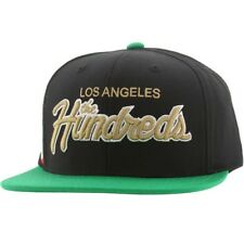 The Hundreds Team Two Snapback Cap (black)