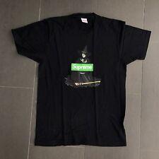 Supreme X Undercover WITCH BOX Logo Nero Medio