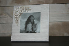 2 x '' flower '' PHOTO PICTURE FRAMES Shabby Chic Vintage Retro Style