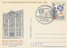 Poland postmark GDYNIA - sport chess