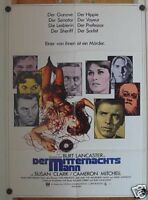 MITTERNACHTSMANN (Plakat '74) - BURT LANCASTER