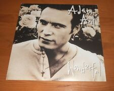 Adam Ant Wonderful 1995 Promo 2-Sided Flat Square Poster 12x12