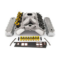 Chevy BBC 454 Hyd FT Cylinder Head Top End Engine Combo Kit