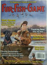 Fur Fish Game Oct 2017 Duck Opener Proven Tactics Outdoorsman FREE SHIPPING sb