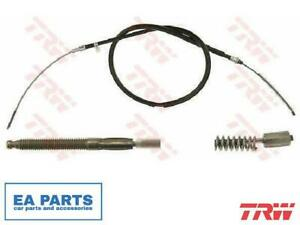 Cable, parking brake for SEAT VW TRW GCH2162