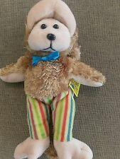 BEANIE KIDS - ECKLES THE CIRCUS MONKEY BEAR (MWMT)