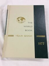 World Book Encyclopedia 1977 Yearbook - Review of Events in 1976 Birthday Gift