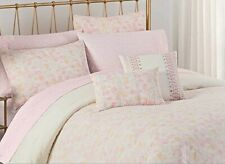 NEW Cupcakes and Cashmere Painted Floral Rose Twin Extra Long Complete Bed Set