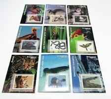 US Stamp #3105 Endangered Species - Lot of 9 MNH Stamps on USPS Cards
