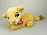 Der König der Löwen The Lion King schnurrende Nala ca. 25 cm lang Disney Vintage