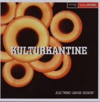 KULTURKANTINE-ELECTRONIC LOUNGE SESSION 2 CD NEUWARE