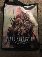 E3 2017 Exclusive Final Fantasy XIV Online Square Enix Stormblood Giant Bag