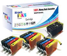 14 X HP 364 XL GENERIC INK CARTRIDGES FOR Photosmart 5510 5515 5520 5524 6510