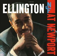 Duke Ellington - Ellington At Newport - SEALED import NEW 2 LP set! classic perf