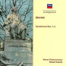 Brahms: Symphonies 1 & 4 [New CD] Australia - Import