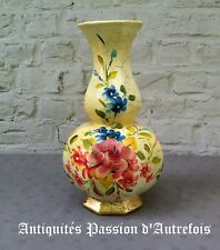 B2017693 - Grand vase en céramique Italienne - Bassano - 36,5 cm de hauteur