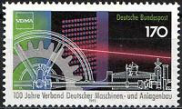 1636 postfrisch BRD Bund Deutschland Briefmarke Jahrgang 1992